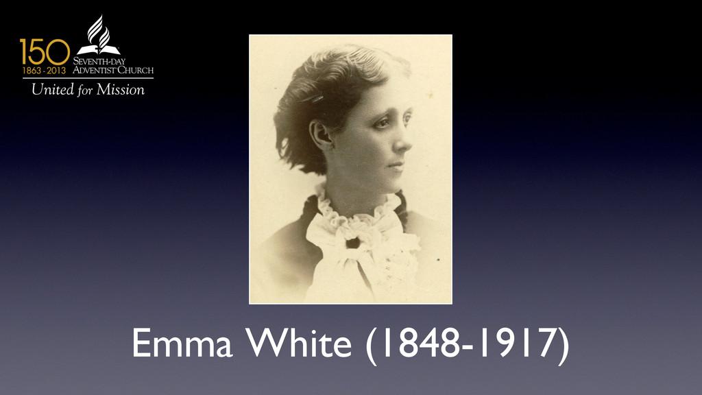 Emma White (1848-1917)