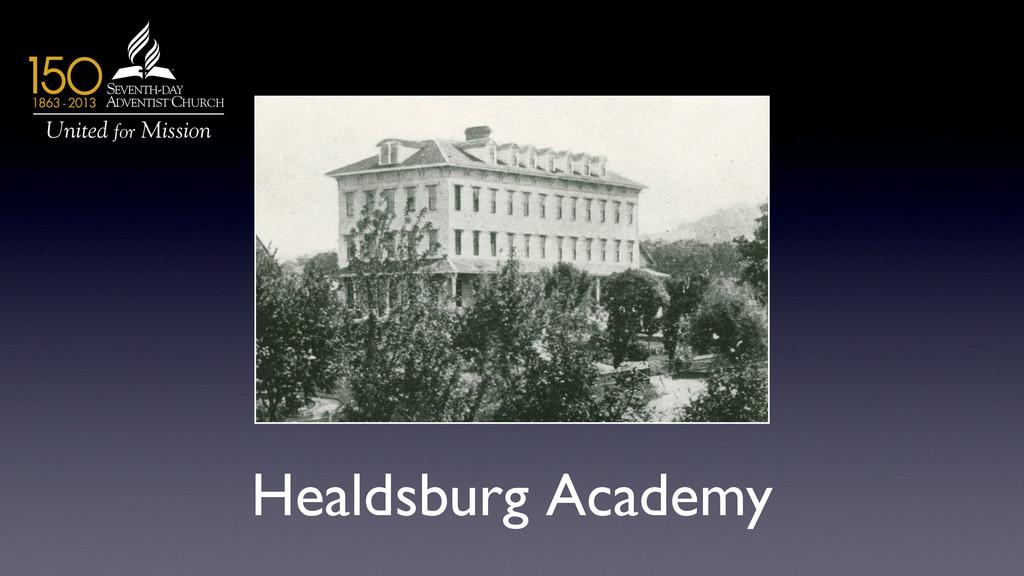 Healdsburg Academy