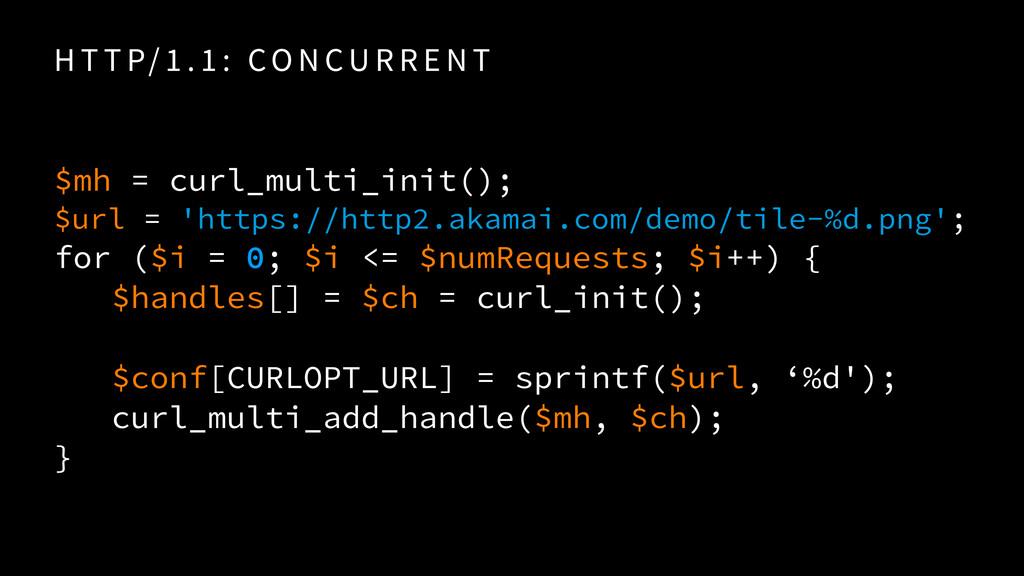H T T P/ 1 . 1 : CO N CU R R E N T $mh = curl_m...