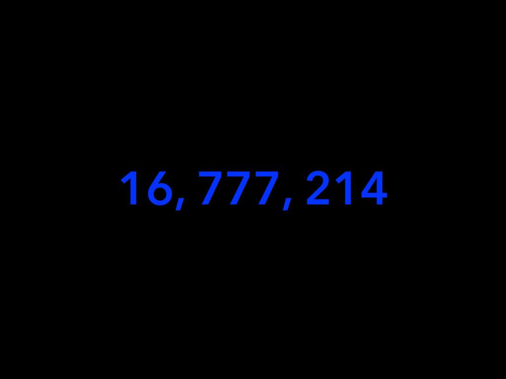 16, 777, 214