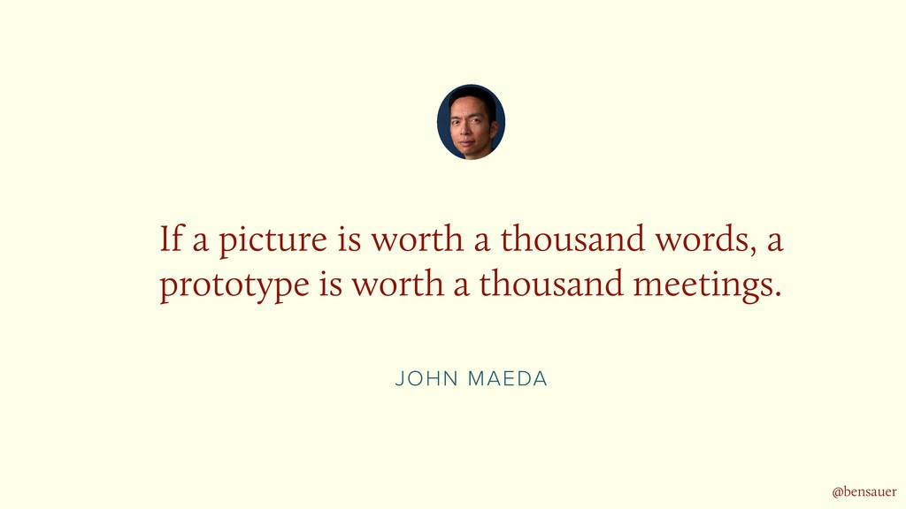 JOHN MAEDA If a picture is worth a thousand wor...
