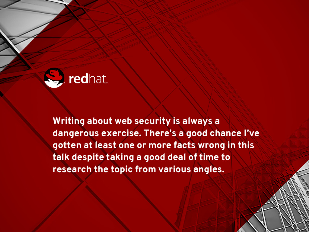 2 CONFERENCIA RAILS 2016 Writing about web secu...