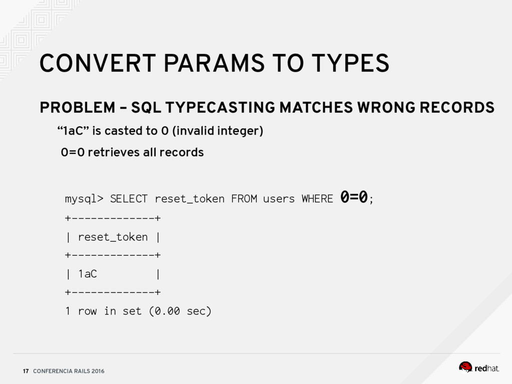 CONFERENCIA RAILS 2016 17 CONVERT PARAMS TO TYP...
