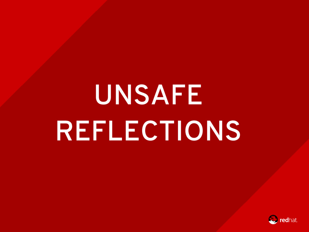 CONFERENCIA RAILS 2016 71 UNSAFE REFLECTIONS
