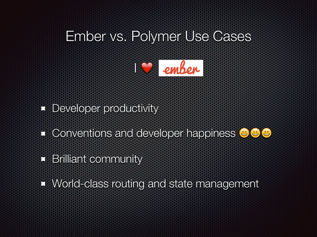 Developer productivity Conventions and develope...