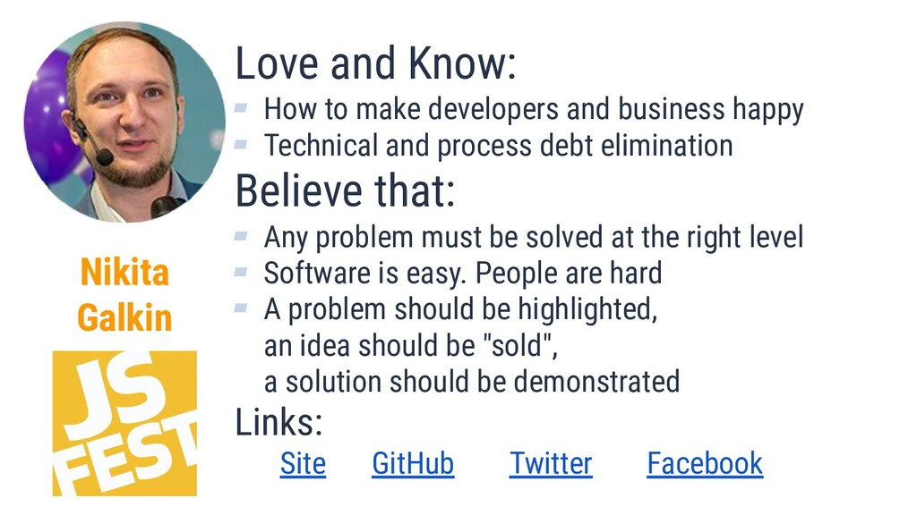 Nikita Galkin Love and Know: ▰ How to make deve...