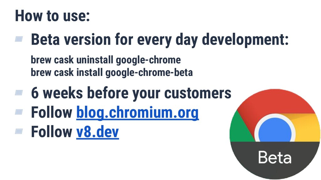 How to use: ▰ Beta version for every day develo...