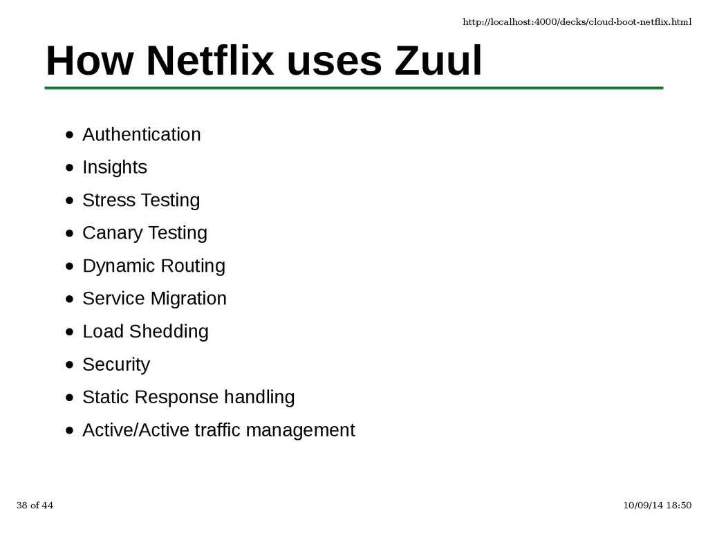 How Netflix uses Zuul Authentication Insights S...