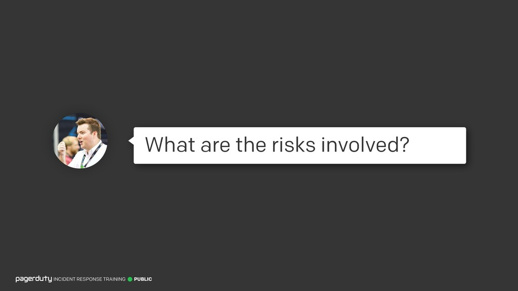 INCIDENT RESPONSE TRAINING PUBLIC What are the ...