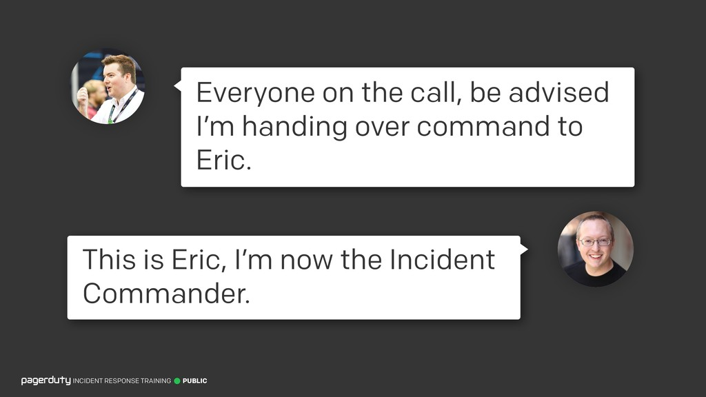 INCIDENT RESPONSE TRAINING PUBLIC Everyone on t...