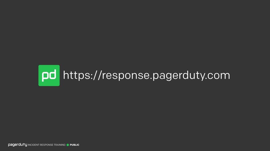 INCIDENT RESPONSE TRAINING PUBLIC https://respo...