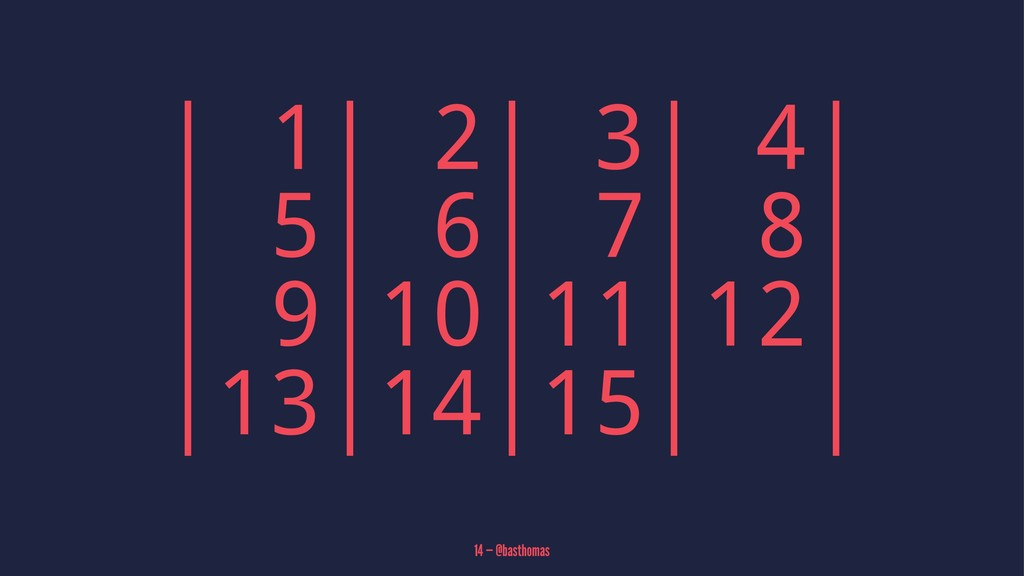 | 1| 2| 3| 4| | 5| 6| 7| 8| | 9|10|11|12| |13|1...