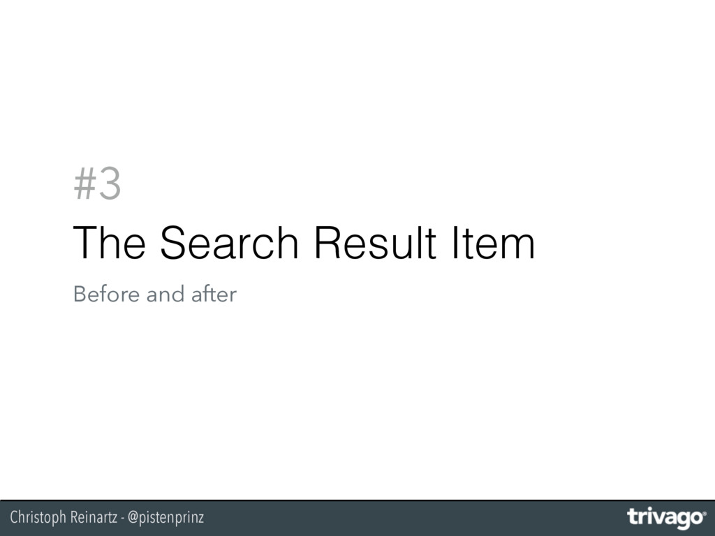 Christoph Reinartz - @pistenprinz #3 The Search...