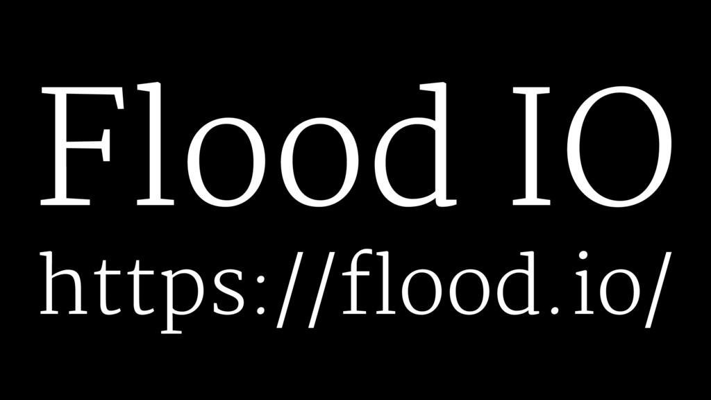 Flood IO https://flood.io/