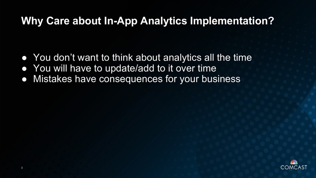 3 Why Care about In-App Analytics Implementatio...