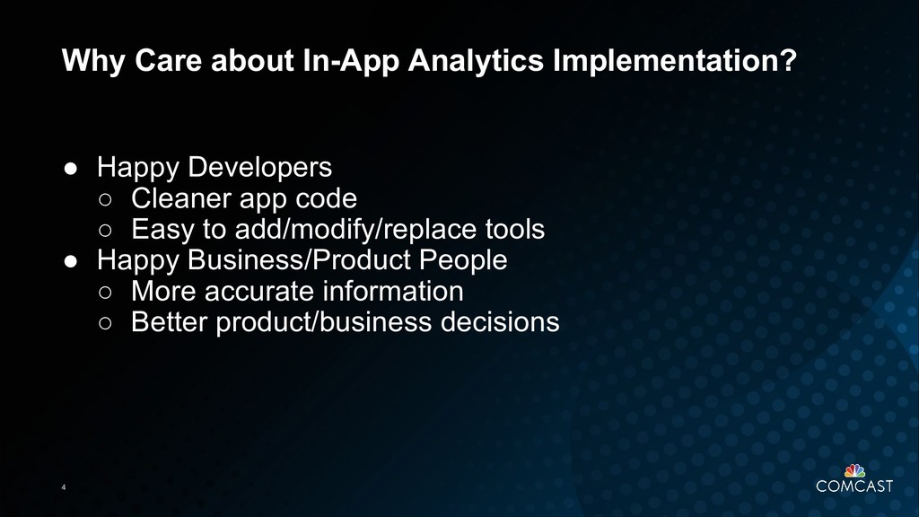 4 Why Care about In-App Analytics Implementatio...