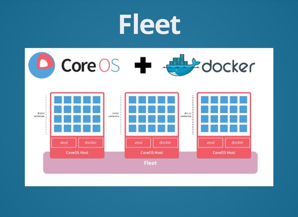 Fleet Fleet