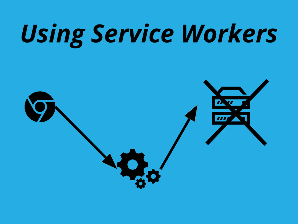 Using Service Workers