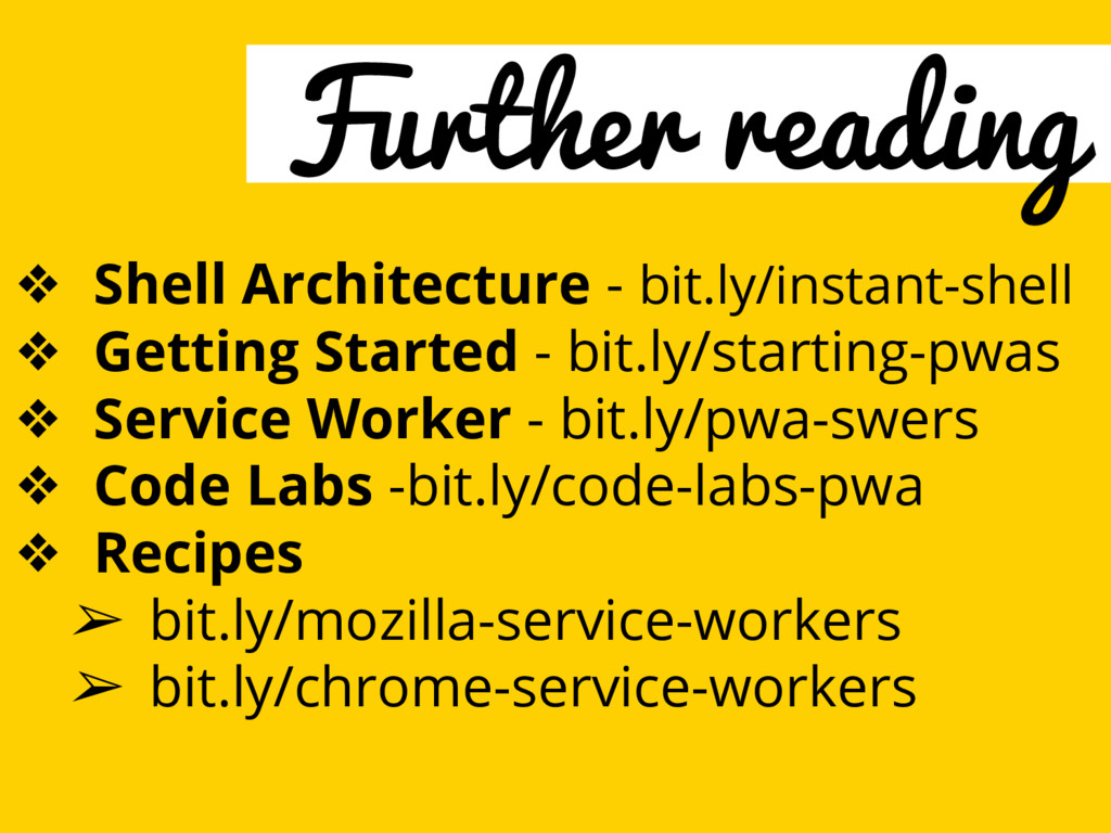 Further reading ❖ Shell Architecture - bit.ly/i...