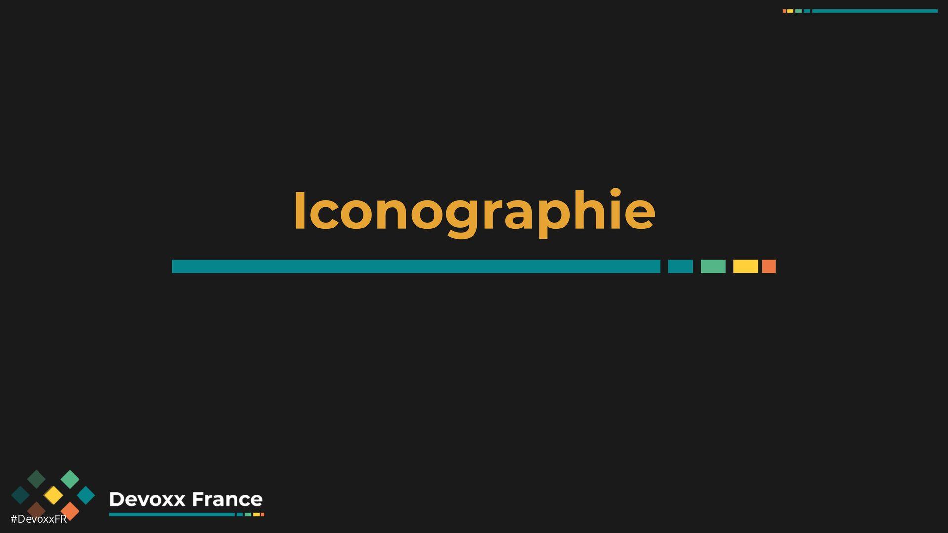 #DevoxxFR Iconographie