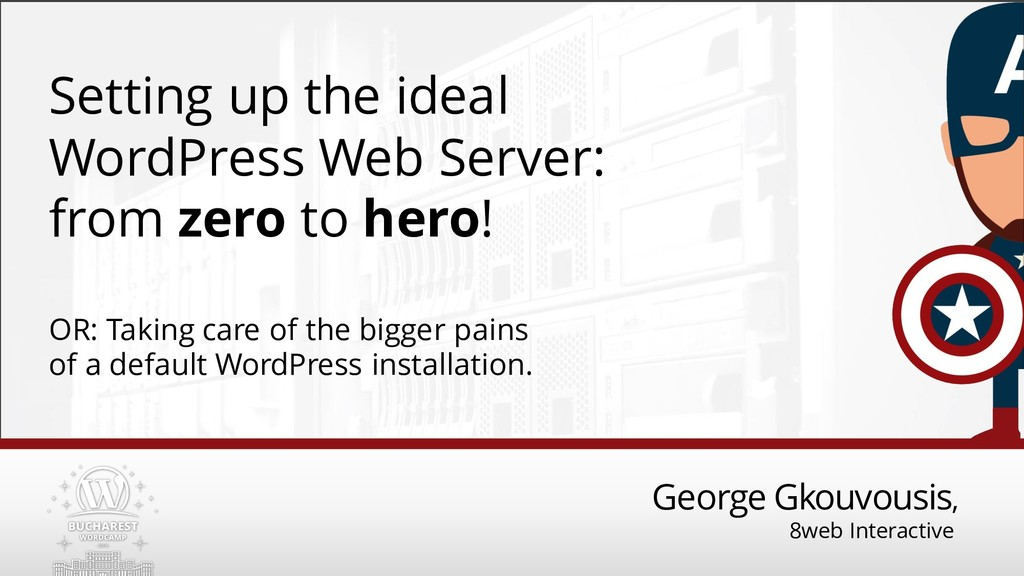 Setting up the ideal WordPress Web Server: from...