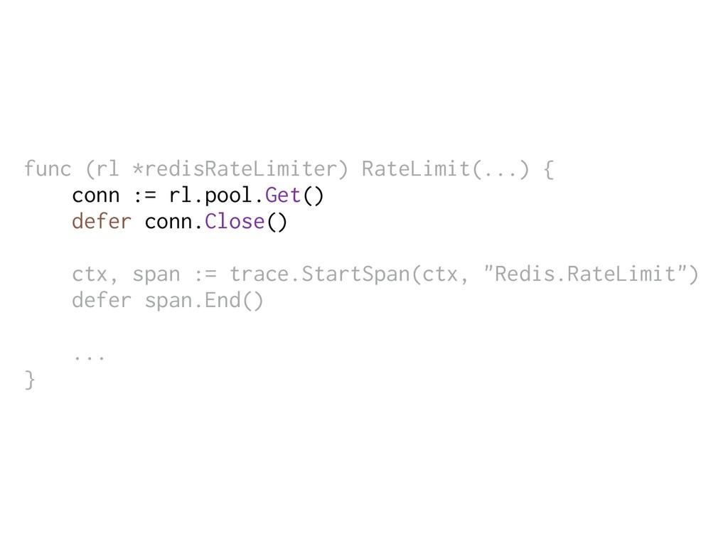func (rl *redisRateLimiter) RateLimit(...) { co...