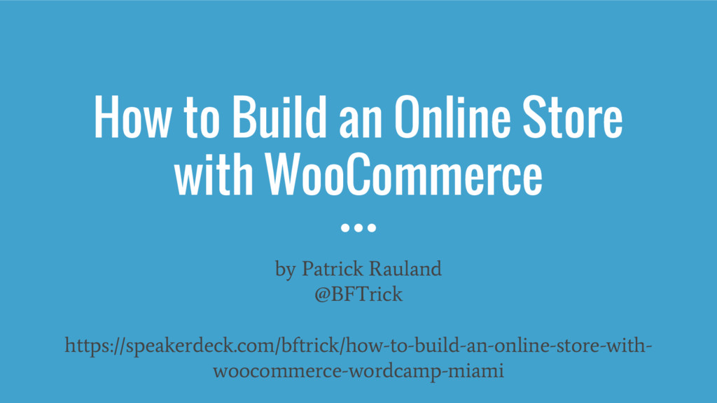 How to Build an Online Store with WooCommerce b...