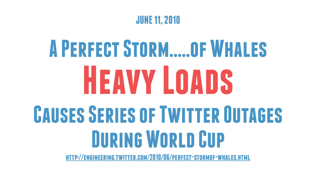 JUNE 11, 2010 A Perfect Storm.....of Whales Hea...