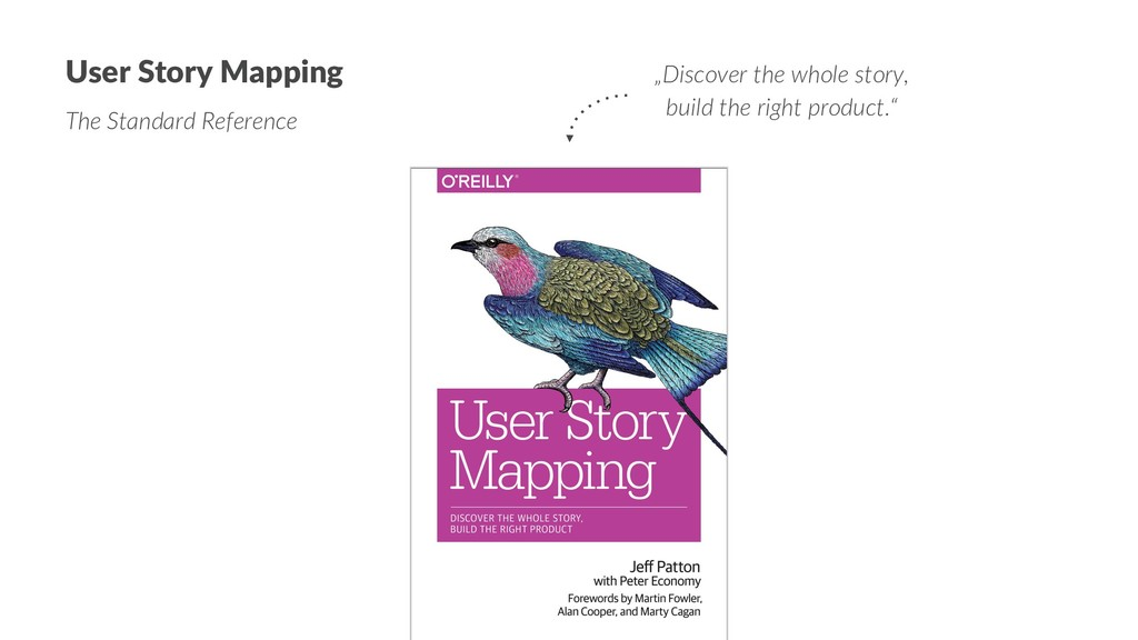 The Standard Reference User Story Mapping The S...