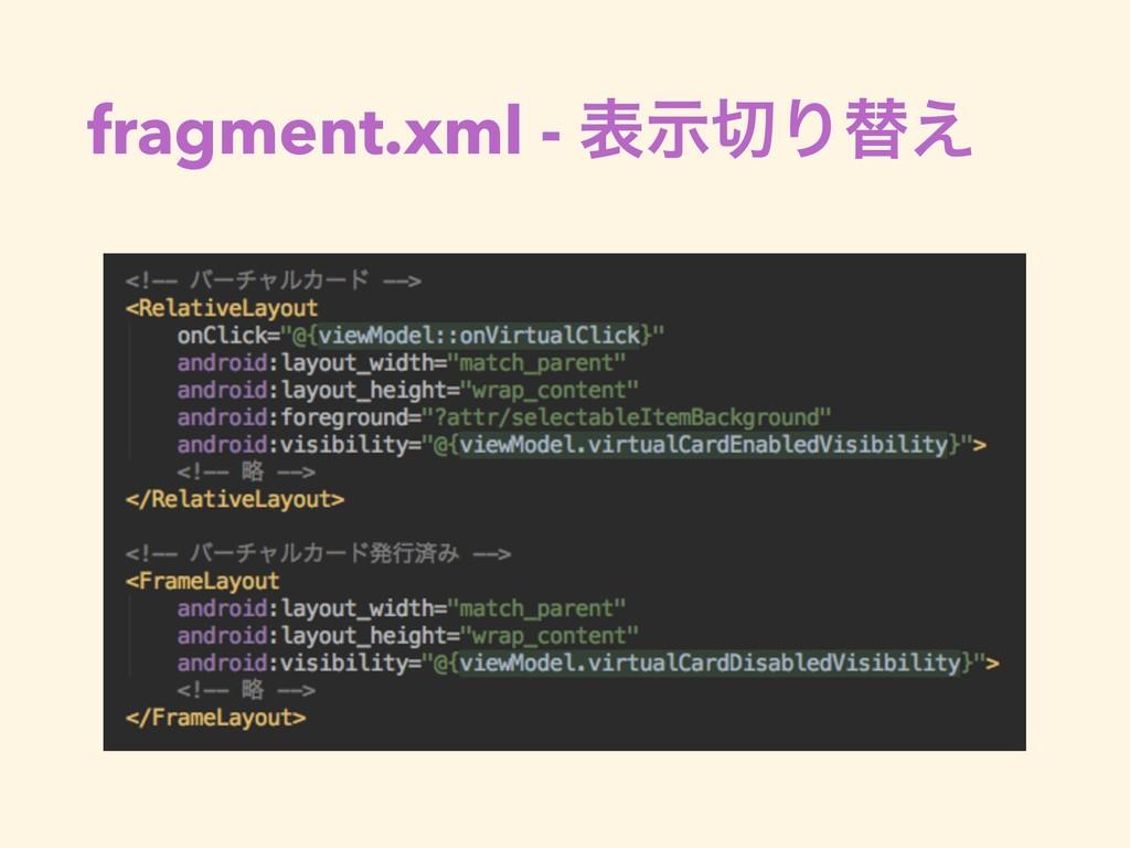 fragment.xml - දࣔΓସ͑