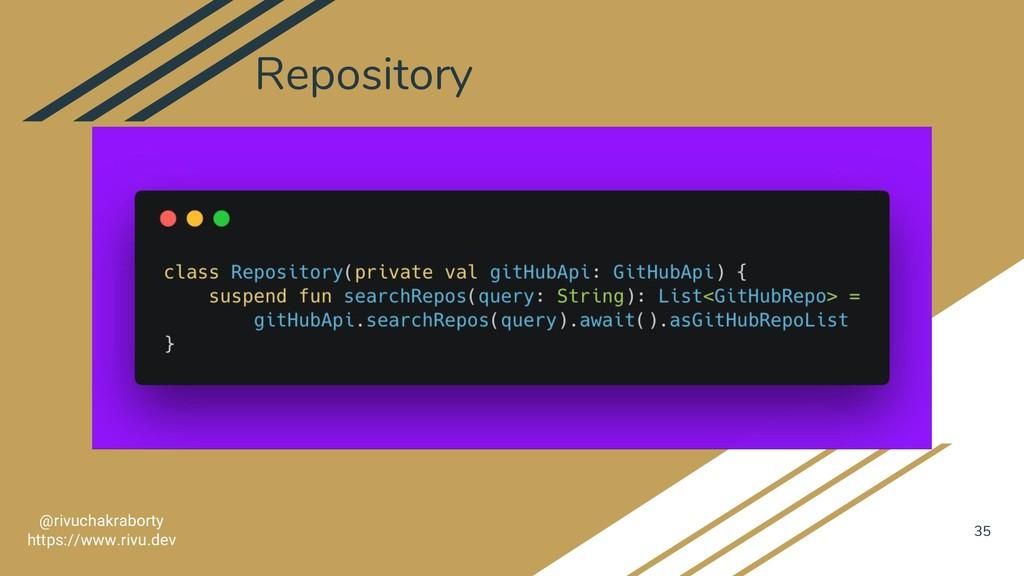 Repository 35 @rivuchakraborty https://www.rivu...