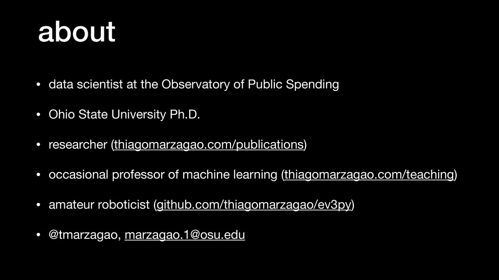 about • data scientist at the Observatory of Pu...