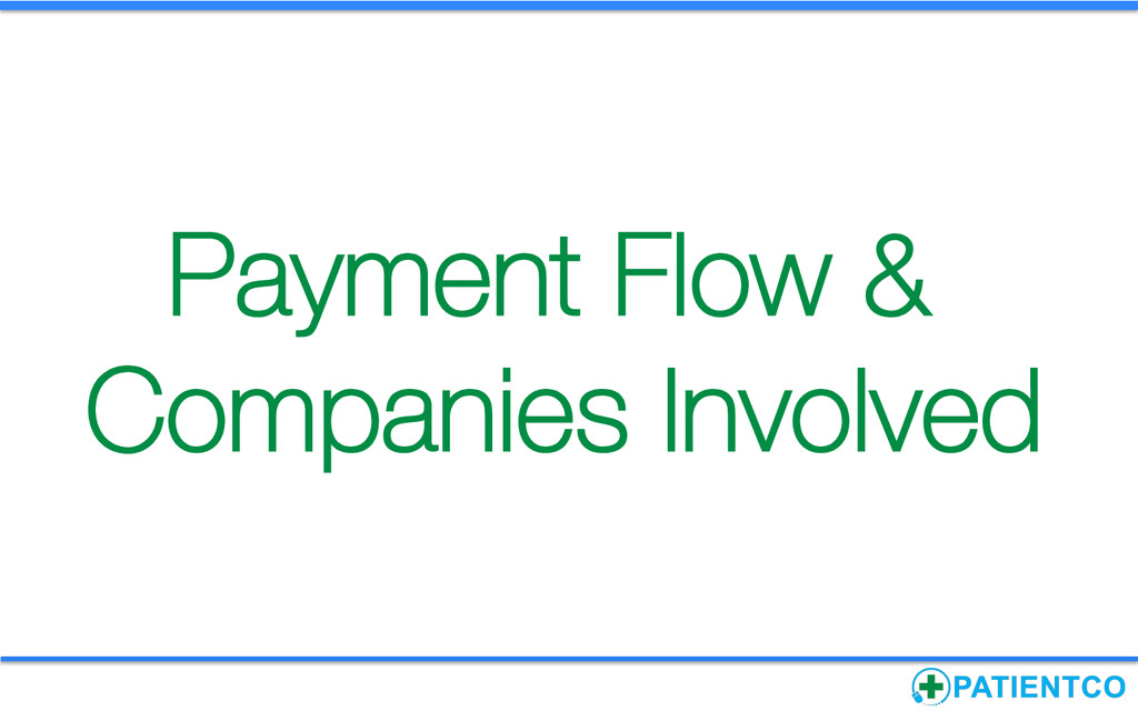 Payment Flow & Companies Involved