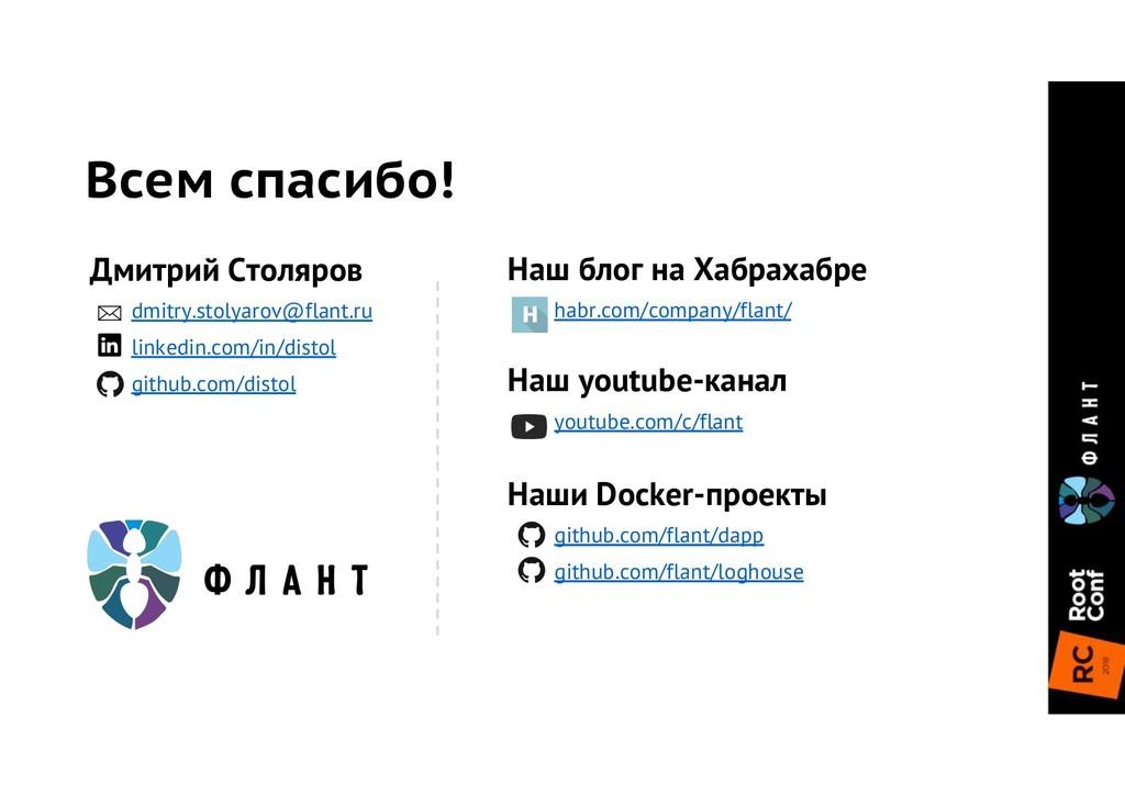 Наши Docker-проекты github.com/flant/dapp githu...
