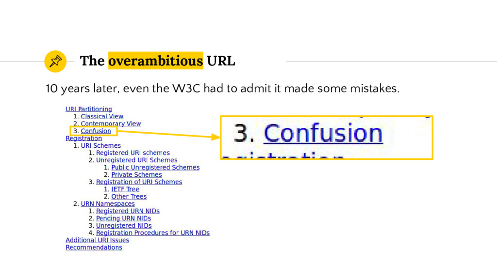 The overambitious URL 10 years later, even the ...
