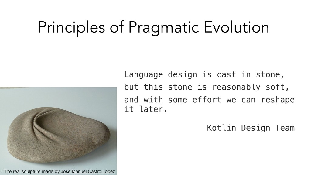 Principles of Pragmatic Evolution Language desi...