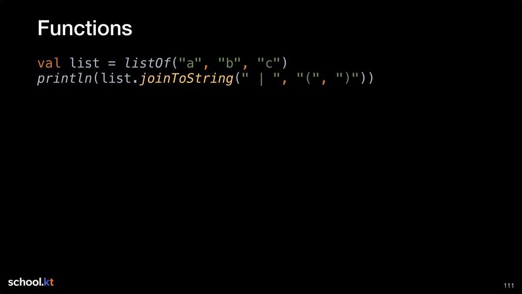 "!111 val list = listOf(""a"", ""b"", ""c"") println(l..."