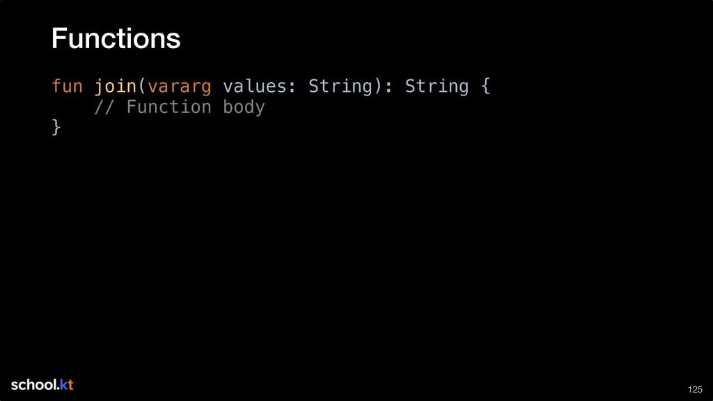 !125 fun join(vararg values: String): String { ...