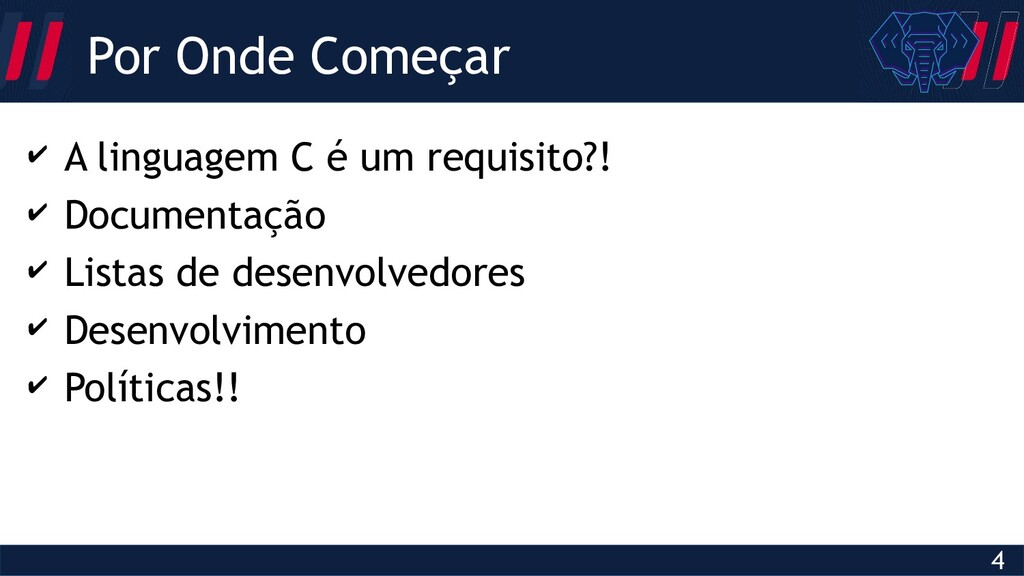 Globalcode – Open4education 4 Por Onde Começar ...