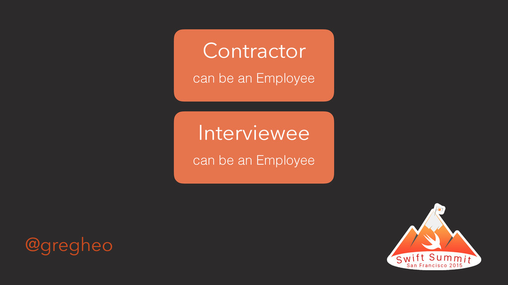 @gregheo Contractor Interviewee can be an Emplo...