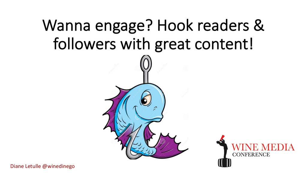 Wanna engage? Hook readers & followers with gre...