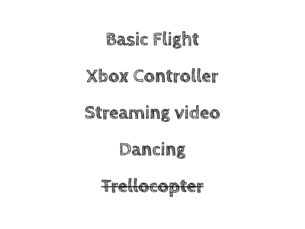 Basic Flight Xbox Controller Streaming video Da...