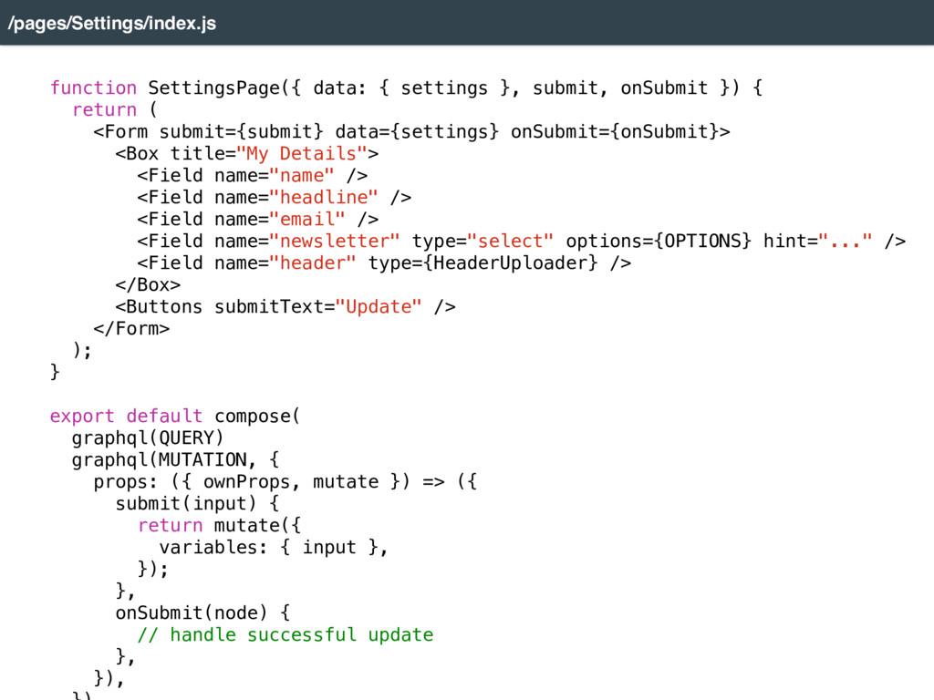 function SettingsPage({ data: { settings }, sub...