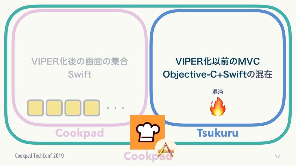 17 Tsukuru Cookpad  7*1&3ԽҎલͷ.7$ 0CKFDUJWF$4...