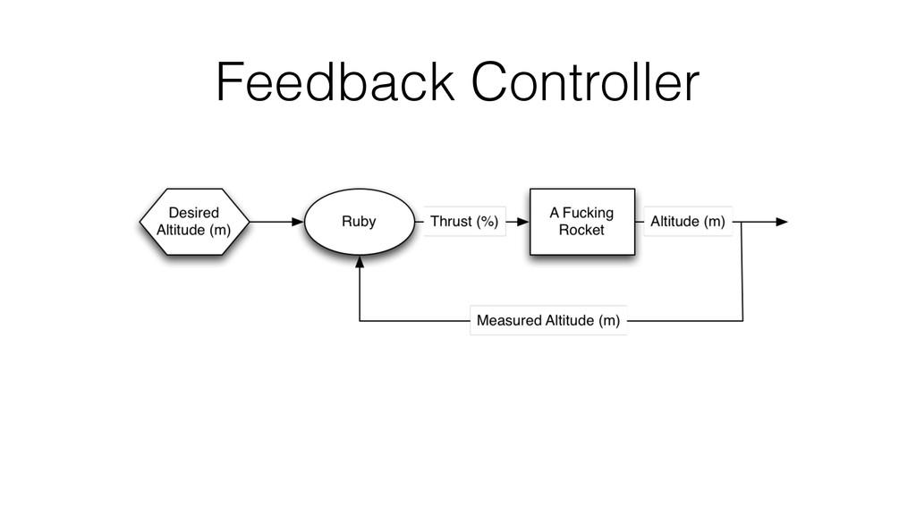 Feedback Controller