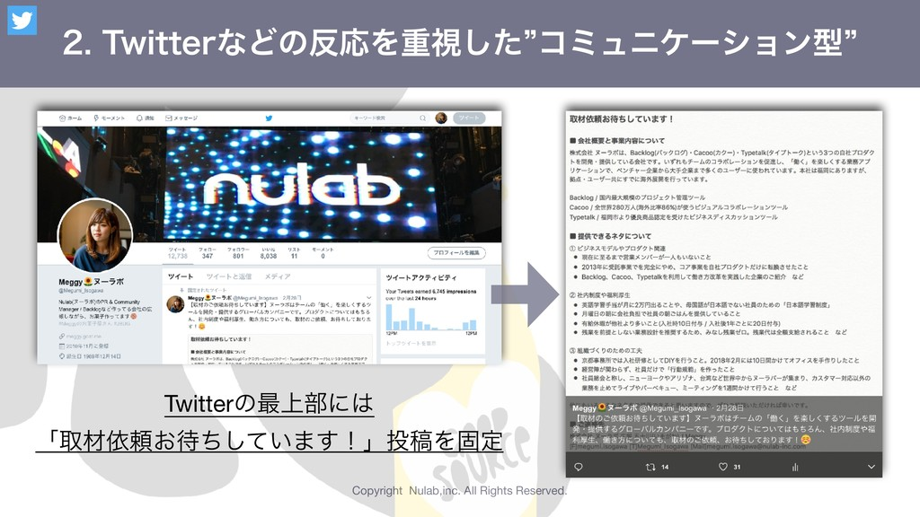 Copyright Nulab,inc. All Rights Reserved. 5X...