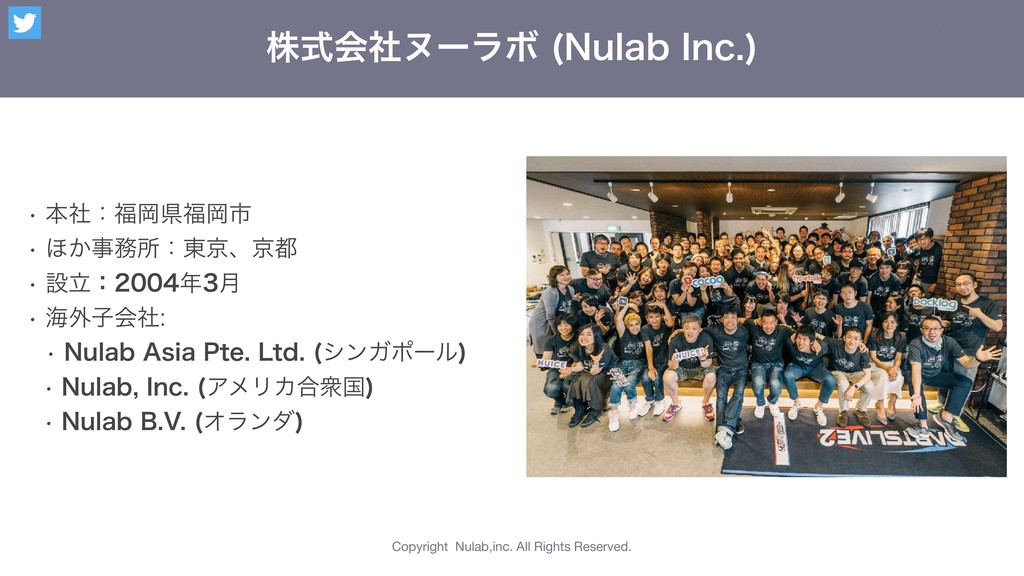 Copyright Nulab,inc. All Rights Reserved. גࣜձࣾψ...