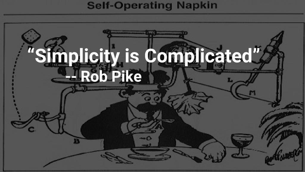 "Google Cloud Platform ""Simplicity is Complicate..."