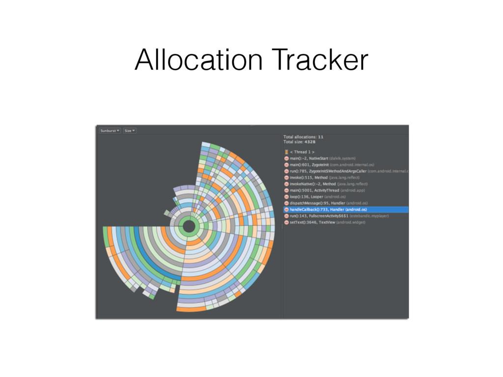 Allocation Tracker