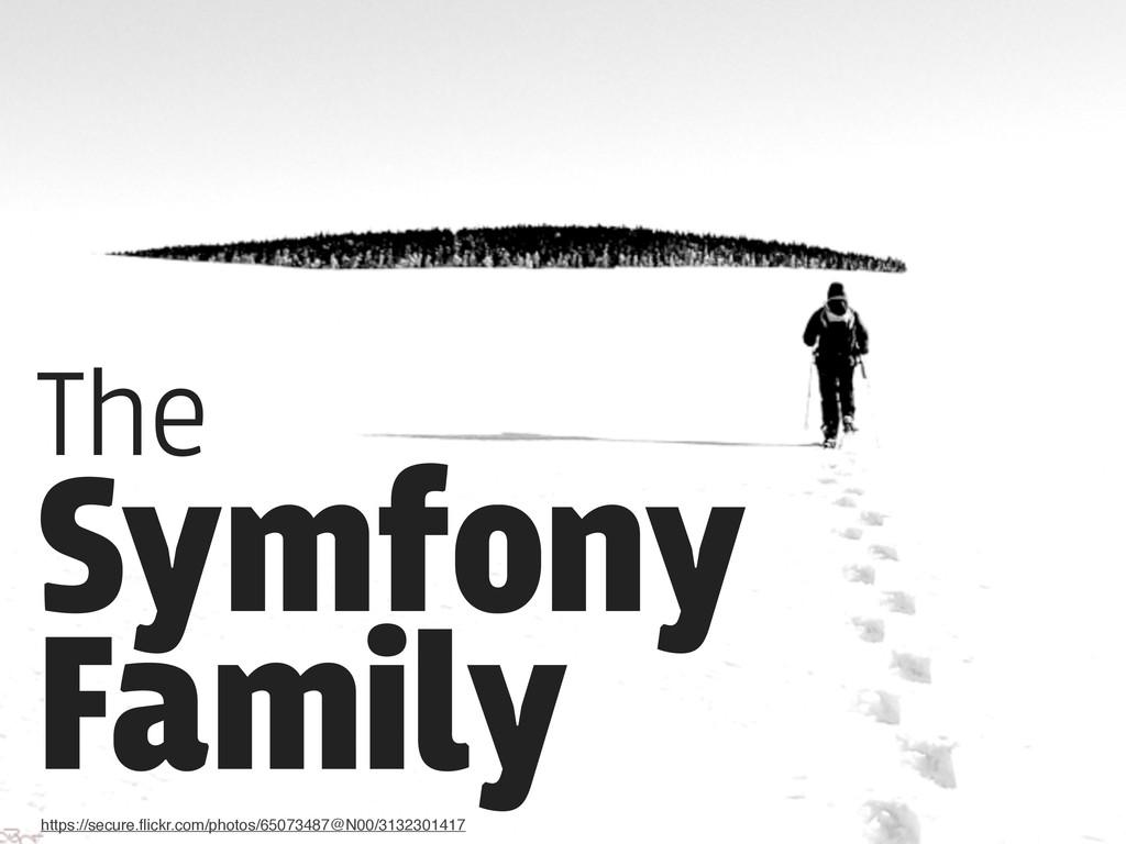 The Symfony Family https://secure.flickr.com/pho...